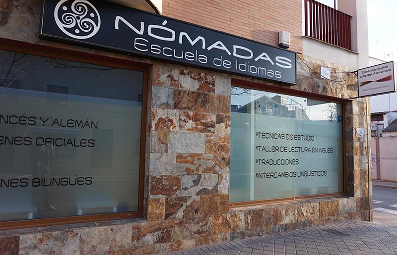 Instalaciones Escuela de Idiomas Nomadas