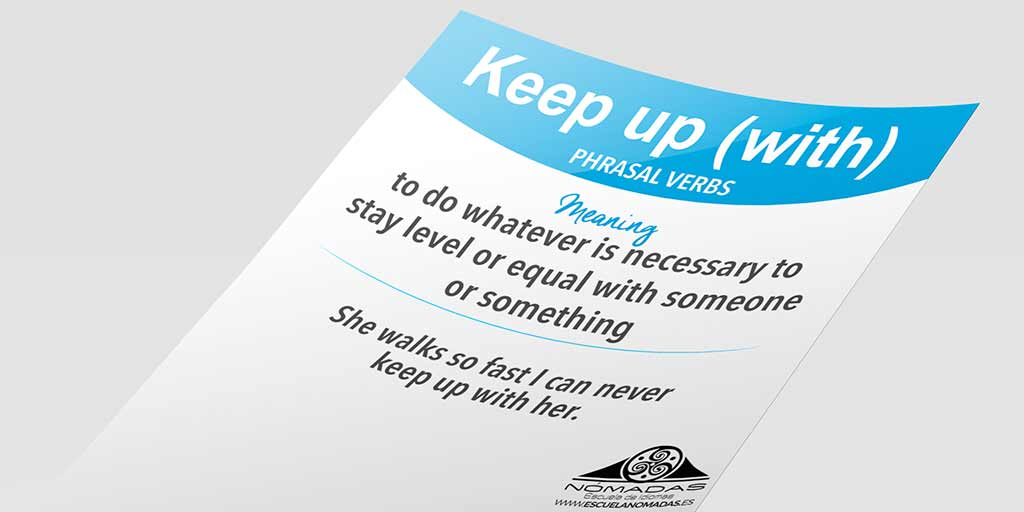 nomadas-escuela-de-idiomas-alcazar-de-san-juan-english-pharal-verb-card-keep-up-twitter