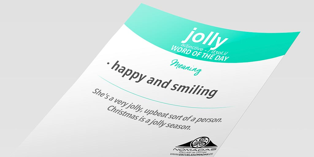 english-word-of-the-day-jolly-escuela-de-idiomas-nomadas-academia-de-ingles-cambridge-tw