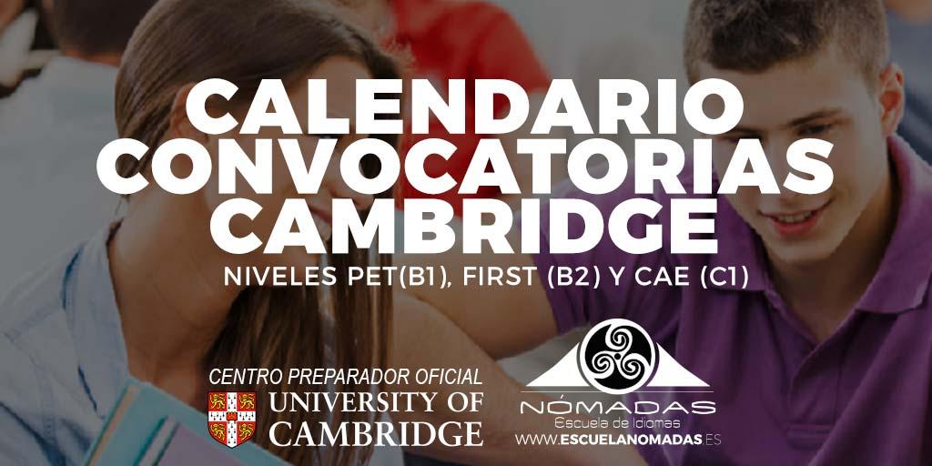 calendario-convocatorias-examenes-cambridge-escuela-de-idiomas-nomadas-alcazar-de-san-juan-ciudad-real-albacete-pub