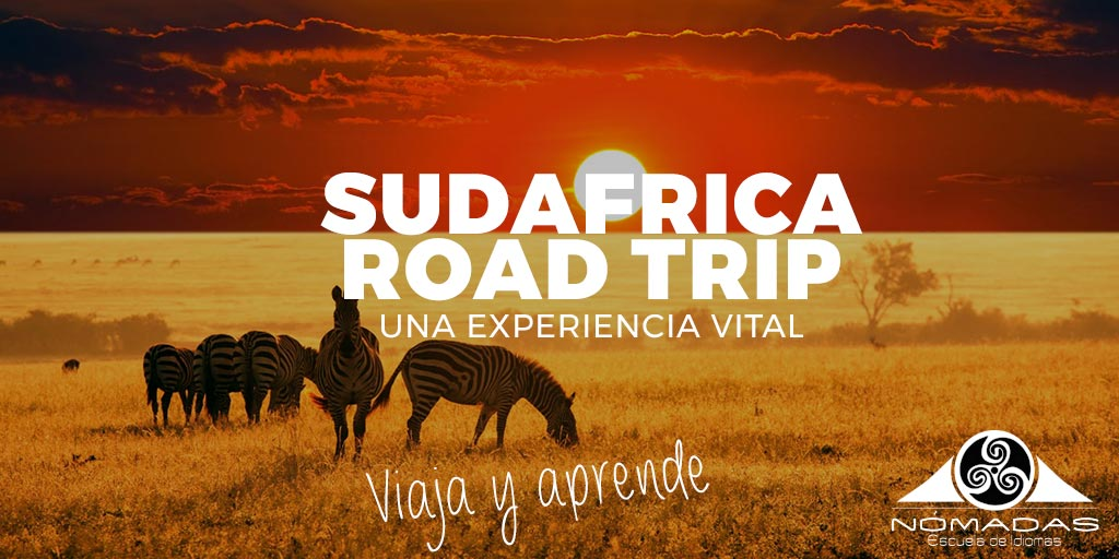 Curso de ingles verano 2017 sudáfrica road trip Escuela de Idiomas Nómadas Alcazar de San Juan