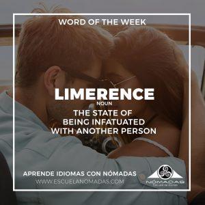 Vocabulario inglés LIMERENCE - Aprende inglés con Escuela de idiomas Nómadas Alcazar De San Juan