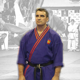 Vicente Antequera Rosillo Club deportivo Okinawa - Profesor campamento ingles kárate ciudad real