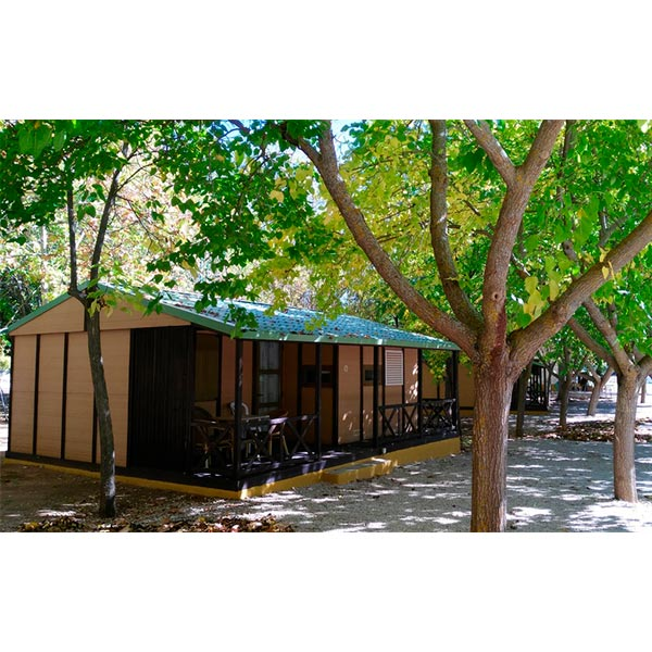 Instalaciones - Campamento de verano inglés y kárate - Escuela de idiomas nomadas Sol Verde turismo Okinawa Ciudad Real