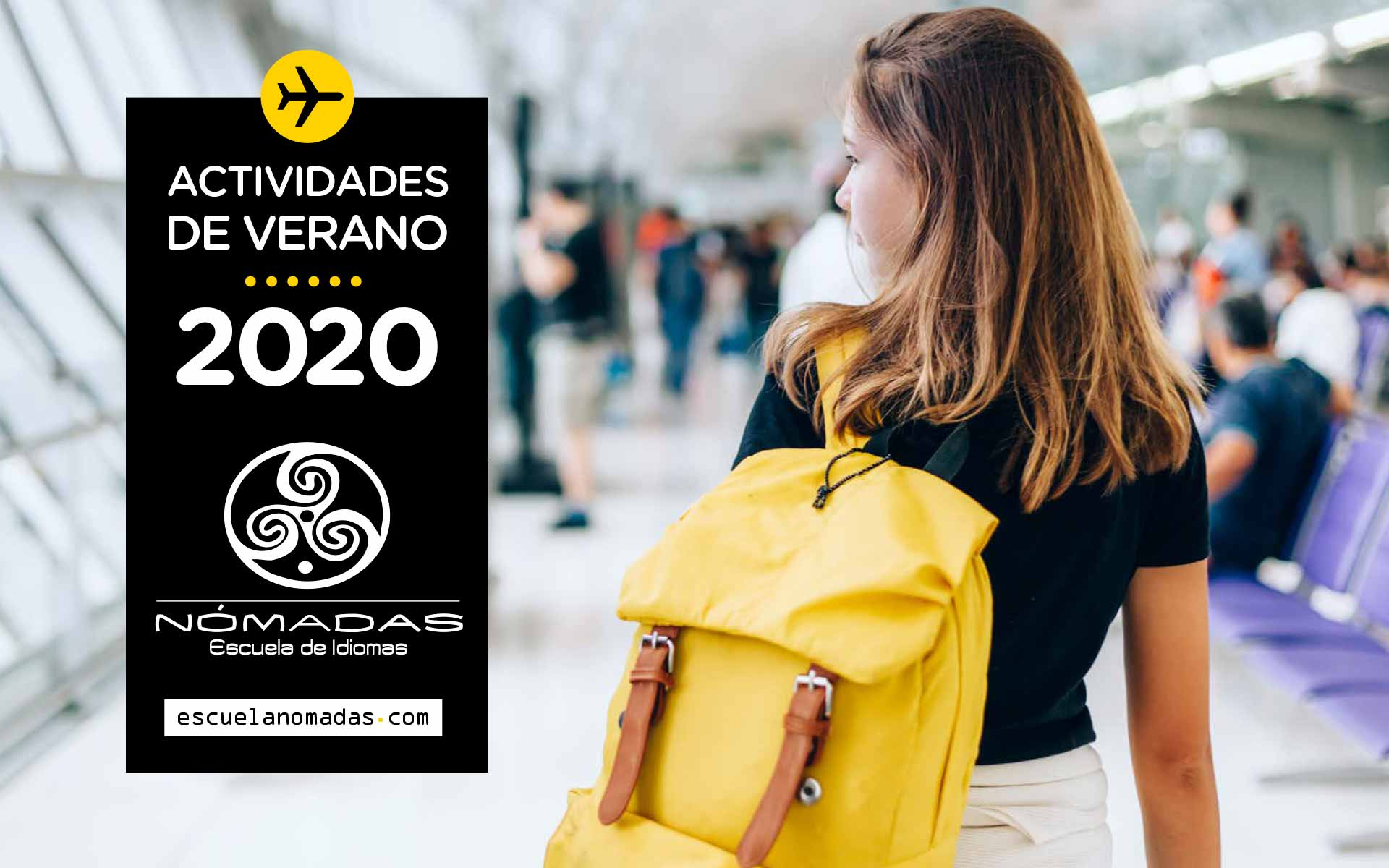 ¡Viaja y aprende idiomas este verano!