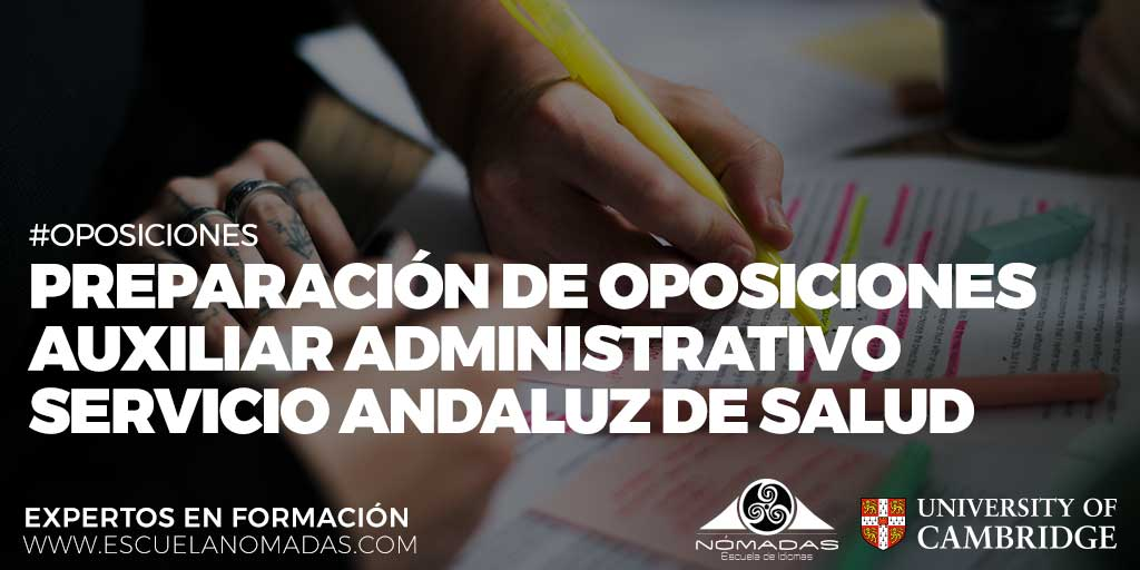 preparacion-oposiciones-servicio-andaluz-de-salud-escuela-nomadas